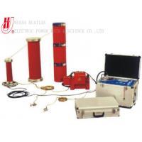 HV Adjustable Variable Frequency Hipot Test Set Adjustable Series Resonance Test Set