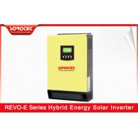 China 220 / 230 / 240VAC SOROTEC Solar Hybrid Power Inverters 4000W With Wi-Fi Device on sale