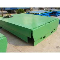Buy cheap 6000Kg Stationary Loading Bays adjustable hydraulic dock levelers for Material loading from wholesalers