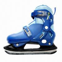 Buy cheap Adjustable Ice Skates with 52 HRC High Carbon Blade from wholesalers