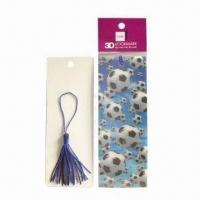 Buy cheap Good-quality of Bookmark, 3D Depth Designs, Color More Fresh and Clear product