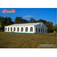 Buy cheap White Clear Span Wedding Marquee Tent Aluminum Structure Latest Style product
