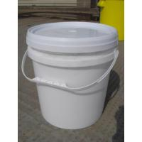 Buy cheap 10l Plastic Bucket With Lid from wholesalers