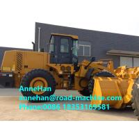 China XCMG Front End 5 Ton Compact Wheel Loader With Cummins Engine EuroIII ZL50GN on sale