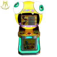 Buy cheap Hansel Guangzhou toys kids indoor jumping ball game machine for sale from wholesalers