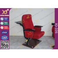 Buy cheap Anti Rust Aluminum Alloy Frame Theater Church Auditorium Chairs Fixed On Floor Type from wholesalers