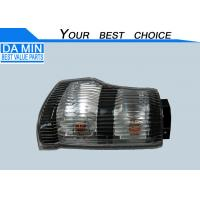 Buy cheap 8980108810 2003 Isuzu NKR Parts Corner Lamp Double Decker Bright Shell Transparent from wholesalers