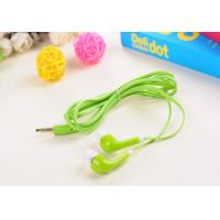 Buy cheap High quality fashion World Cup headphones, comfortable in-ear headphones, phone headset from wholesalers