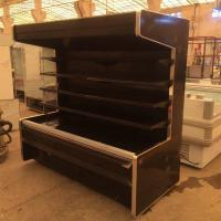 Buy cheap 1.5m Hot sales commercial supermarket open display chiller and freezer from wholesalers