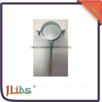 Buy cheap G Type Gas Pipe Clips Carbon Steel St12 Material Welding Size 22mm - 200mm from wholesalers