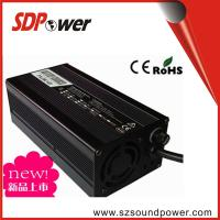Buy cheap 12V 30A forklift battery charger,e-washing machine charger from wholesalers