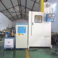 Buy cheap Induction CNC Quenching Machine Hardening Machine Tools Stepper Motor Drive from wholesalers