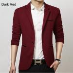 Buy cheap Men Casual Blazer Suit Fashion Design Slim-fit Suit Good Quality Hot Sale ! from wholesalers