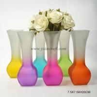 Buy cheap Glass crafts, christmas glass, glass vase from wholesalers