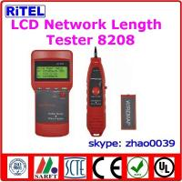 Buy cheap All-in-1 Telephone Cable/Network Cable/Coaxial cable tester and locator 8208 from wholesalers