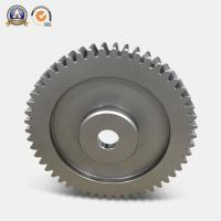 Buy cheap Industrial CNC Turning Parts Stainless Steel Gears With Surface Plating from wholesalers