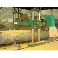 Buy cheap MJ2500 Large horizontal sawmill with sawing diameter of 2500mm from wholesalers