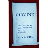 Buy cheap White Powder Food Additives Ingredients CAS 56-40-6 Glycine Amino Acids from wholesalers