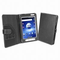 Buy cheap Real or PU Leather Stand Case Cover for View Sonic View Pad 7-inch Tablet PC from wholesalers