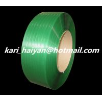 Buy cheap Green Plastic PP / PET Strapping Belt for Packaging - 1206 from wholesalers