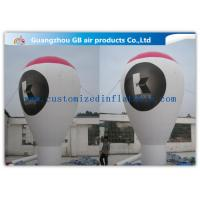 Buy cheap Custom Large Ground Inflatable Advertising Balloon For Commercial Event product