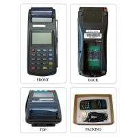 Buy cheap n8110 touch pos system RFID IC contactless card reader payment terminal for loyalty program from wholesalers