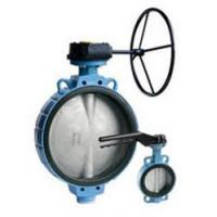 Buy cheap TTV Flanged Butterfly Valve DN150-200 PN-16 ANSI 150 from wholesalers