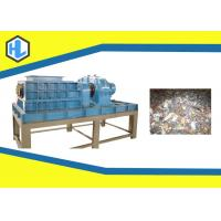 Buy cheap Business Paper Electronic Scrap Shredder Equipment Simens Motor Power from wholesalers
