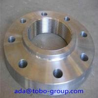 Buy cheap Stainless Steel F304L F316 F316L Forged Steel Flanges 1/2 - 60 Inch 150# - 2500# product