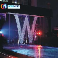 Buy cheap Outdoor Programmable Water Wall Graphical Fall Digital Water Curtain from wholesalers