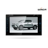 Buy cheap 2016 Car Toyota Hilux Touch Screen Radio, Multimedia Toyota Hilux Video Player from wholesalers
