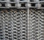 Buy cheap High Strength Wire Mesh Conveyor Belt , Flat Flex Spiral Conveyor Belt from wholesalers