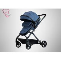 Buy cheap Big Canopy All In One Stroller Baby Stroller Triangular Tube For All Kinds Weather Aluminum from wholesalers
