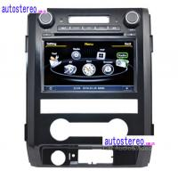 Buy cheap 8'' Touch Screen Ford Car Stereo GPS Headunit Multimedia DVD Player For Ford F150 2009 - 2012 from wholesalers