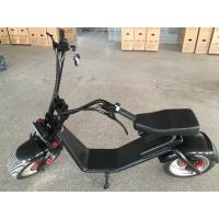Buy cheap 1200w 60v Balance Electric Scooter Citycoco Harley Scooter With Turning Lights product