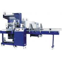 Buy cheap PE / PVC / POF Automatic Shrink Wrap Machine Beverage Filling Line from wholesalers