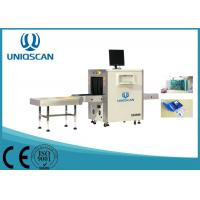 Buy cheap Multi Energy 600 * 400 mm X Ray Baggage Scanner With 40AWG Wire Resolution from wholesalers