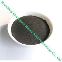 Buy cheap High water solubility sodium humate for feed additive from wholesalers