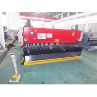 Buy cheap Electric Guillotine Shear Hydraulic Metal Sheet Cutting MachineFor Carbon Steel from wholesalers