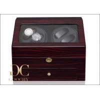 Buy cheap PU Leather Watch Case Automatic Winder , Automatic Winding Watch Box CE / ROHS / GS from wholesalers