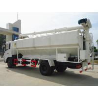 Buy cheap hot sale Dongfeng Tianjin bulk feed vehicle(CLW5120ZSLD3), factory sale best price dongfeng tianjin 10tons feed truck from wholesalers