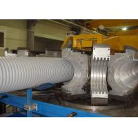 Buy cheap Double Wall PVC Pipe Production Machine SBG500 PVC Pipe Manufacturing Machine from wholesalers