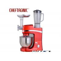 Buy cheap Cake Kneading Small Stand Mixer Anti Slip Easy Operate With Meat Grinder from wholesalers