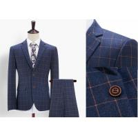 Buy cheap Fashionable Modern Mens Suits For Weddings Pants Comfortable To Wear from wholesalers