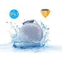 Micro USB Hands Free For Call Portable Wireless Speakers IP67 Waterproof