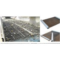 Buy cheap Hooked Vibrating Mining Sieve Mesh With Plain Crimped / Flat Top Crimped from wholesalers