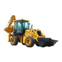 Buy cheap Katop XD860 Backhoe Loader 7.5 ton from wholesalers