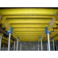 Buy cheap H20 Slab Beam Formwork High Strength for Slab Formwok with 18mm Plywood Skin from wholesalers
