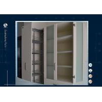 Buy cheap Fire Resistant Chemical Industrial Storage Cabinets , Flower Whitesteel Storage Cabinets from wholesalers