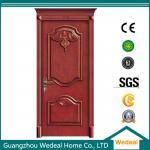 Buy cheap PVC laminated door  molded skin Main Door PVC interior Panel Door For Room/Villa/Hotel/Project Factory Supply from wholesalers